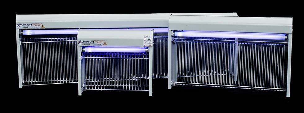 Range of Aluminium Insect Electrocutors