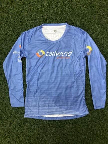 Tailwind 2nd Skin Tees - Blue Womens Ultra
