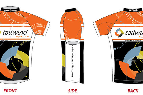 Team/Race Cut Cycle Jersey - Short Sleeved
