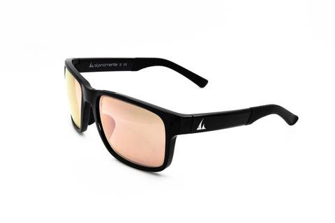 Alpinamente 3264m BLACK GLOSSY/ ROSE GOLD Lenses