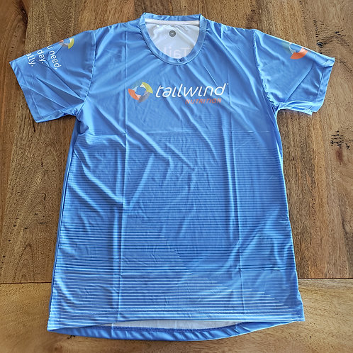 Tailwind 2nd Skin Tees - Mens Blue