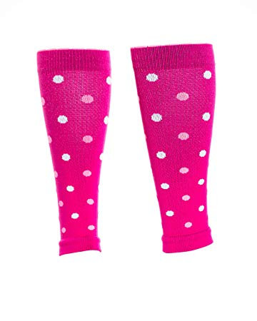 Dots-a-Plenty© Sleeves - Pink