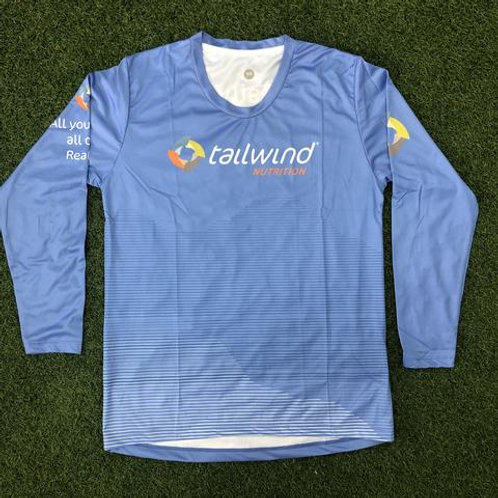 Tailwind 2nd Skin Tees - Blue Mens Ultra