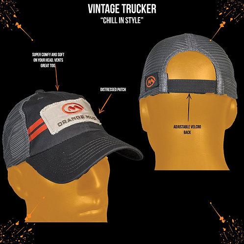 Orange Mud Vintage Trucker