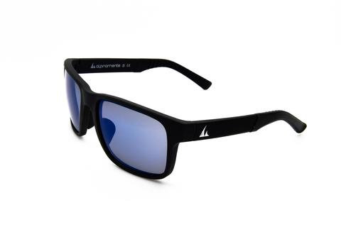 Alpinamente 3264m BLACK RUBBER/ BLUE Lenses