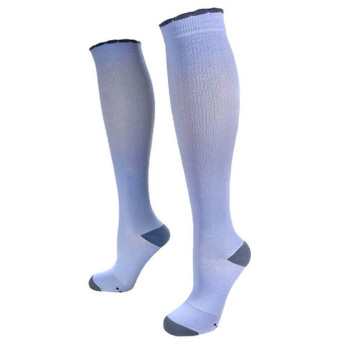 Lily Trotters - Silky Solids - PERIWINKLE