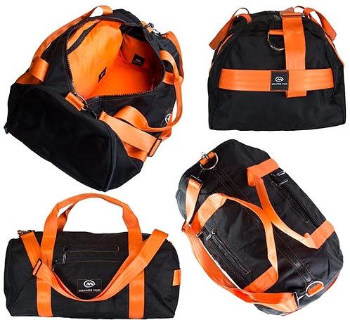 Orange Mud - The Modular Gym Bag - Black/Orange Handles