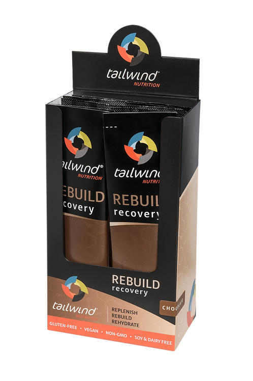 REBUILD RECOVERY - 12 Pack
