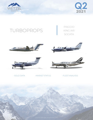 Turboprops Q2 Market Report