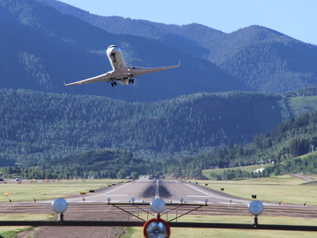 Owning A Jet In The Rockies