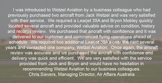 Air Affairs Australia
