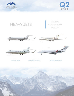 Heavy Jets Q2 Market Report