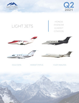Light Jets Q2 Market Report