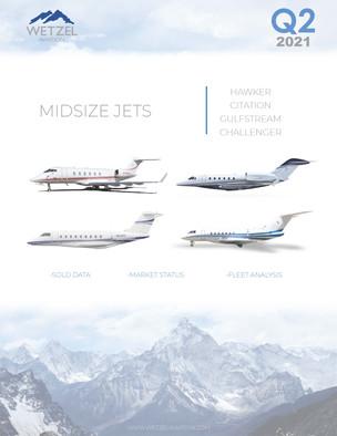 Midsize Jets Q2 Market Report