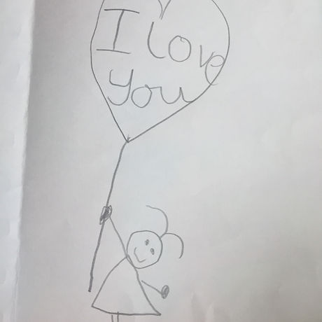 Childs drawing
