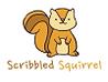 Scribbled Squirrel Logo