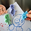 Thumbnail: Doodled Fridge Magnet