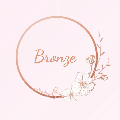 Bronze Wedding Dance Package