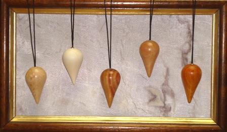 ce Pendulums - Lighter woods