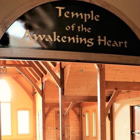 Temple of the Awakening Heart