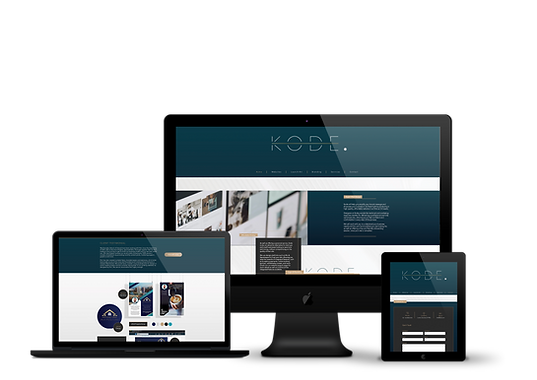 Expert Website Design For Desktop & Mobile