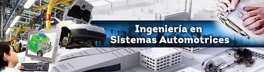 Ingeniería en Sistemas Automotrices TecAbasolo