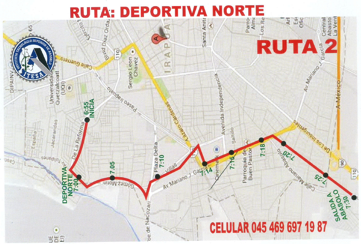 ruta2-deportiva norte