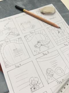 Como Ilustrar e Produzir um Livro Infantil