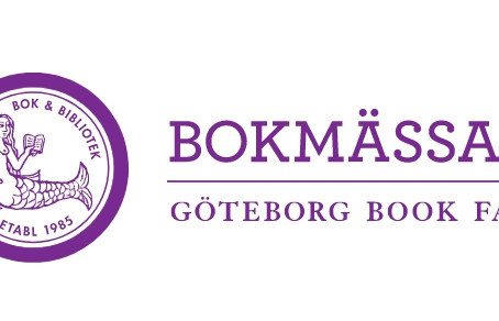 Göteborg Bokmässan – Gothenburg Book Fair – Feira Literária de Gotemburgo