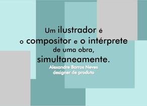 Ilustrador – Compositor e Intérprete ao Mesmo Tempo