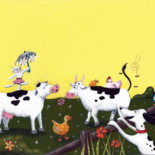 Coro de animais