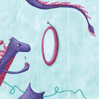 Severa, a dragão fêmea