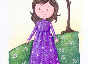 Time Lapse de Ilustração - Princesa