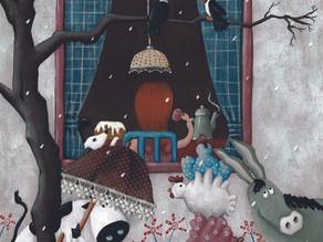 Por que tantos livros infantis tem animais como personagens?