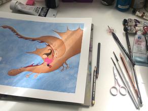 Como ilustrar e publicar seu livro infantil