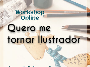 Workshop Quero me Tornar Ilustrador
