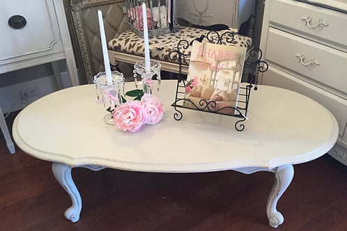 COFFEE TABLE - Queen Anne