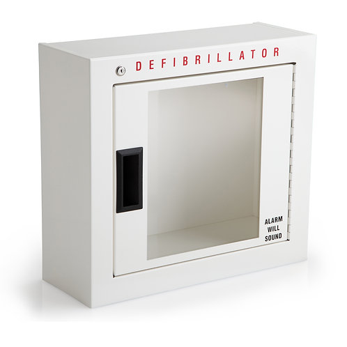 Alarmed AED Wall Cabinet