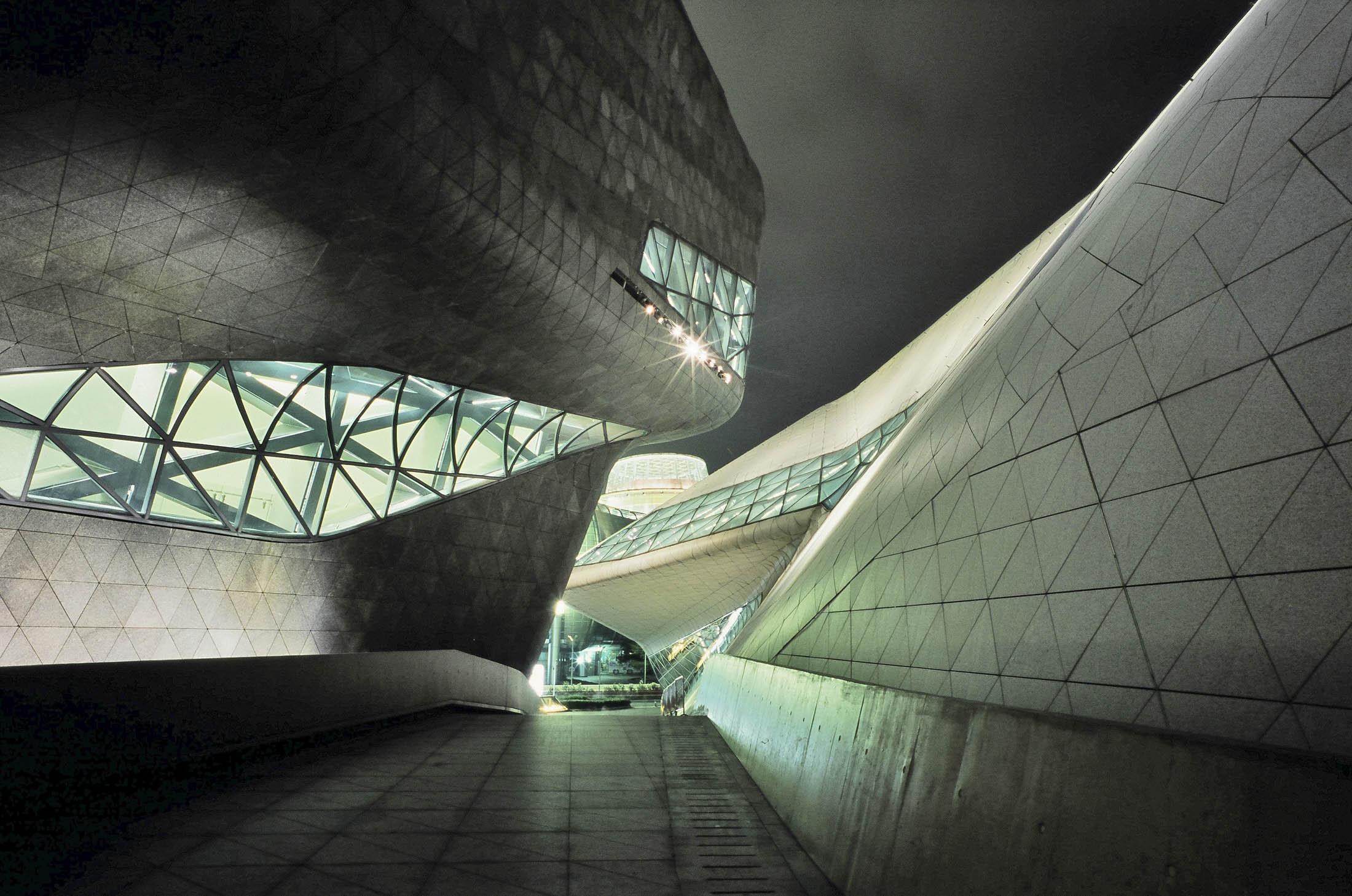 Opera House guangzhou by Zaha Hadid