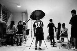 jyoji art position fixing exhibition artist japan china