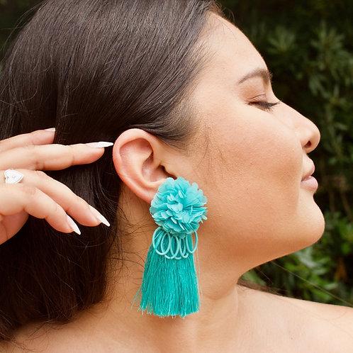 Amalfi Water Earrings