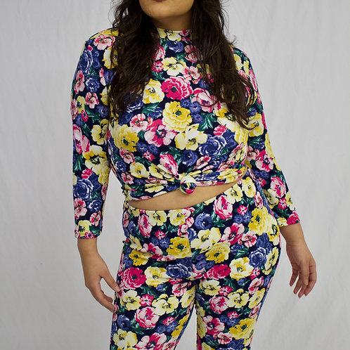 Anette Floral Pants