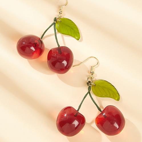 Amanda Cherry Earrings