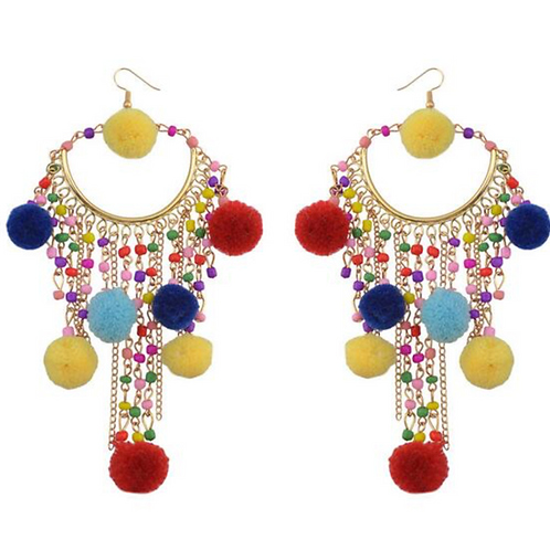Amalfi Queen Earrings