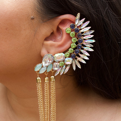 One More Time Earring Cuff