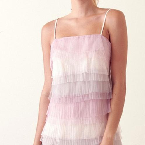 Kendall Layered Dress