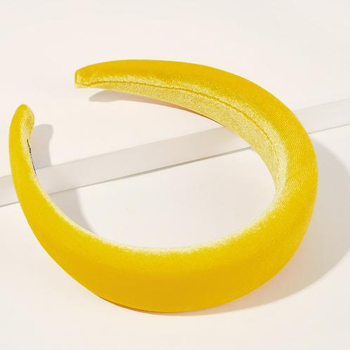Anjanette Mustard Headband