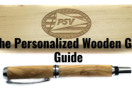 The Personalized Wooden Gifts Guide