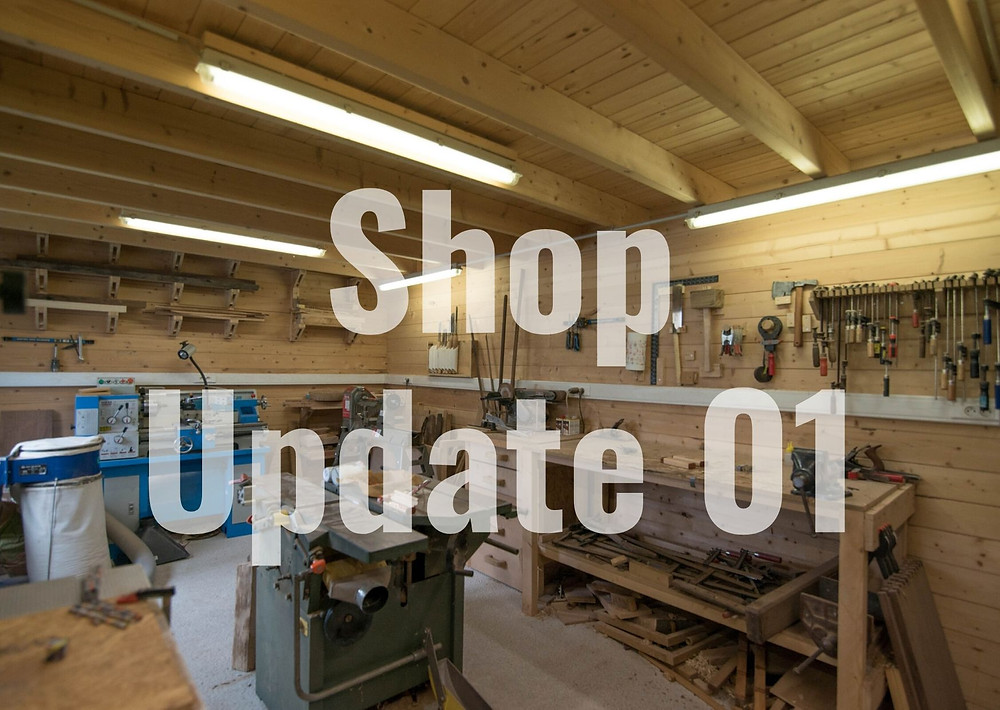 Woodworking Shop, Shop Update, Wooden Gifts And More