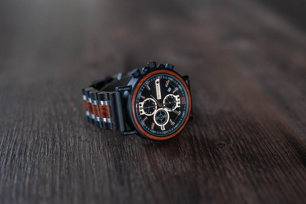 Luxury Wooden Watch - Unique Watch - Luxury Watch